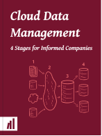 Cover of Cloud Data Management